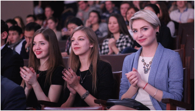 Picture of some Russian girls