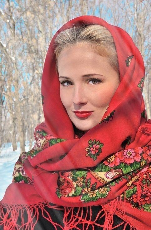 A perfect life you have if your wife is Russian