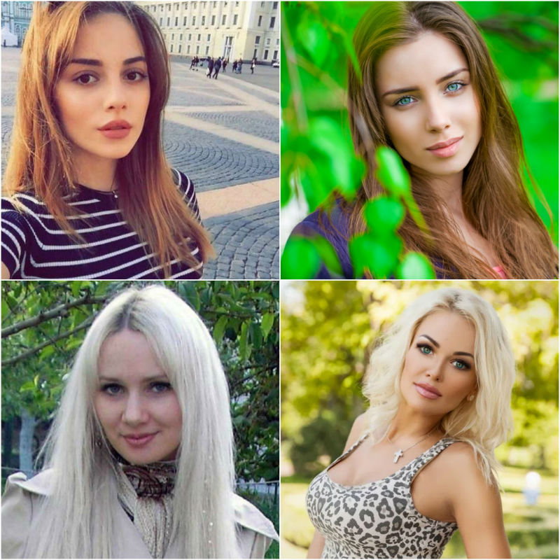 Order brides from Russia online
