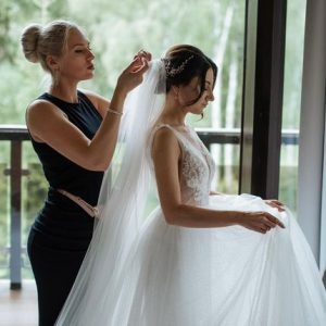 Russian women and wedding